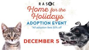 RASKC Home for the Holidays Promo